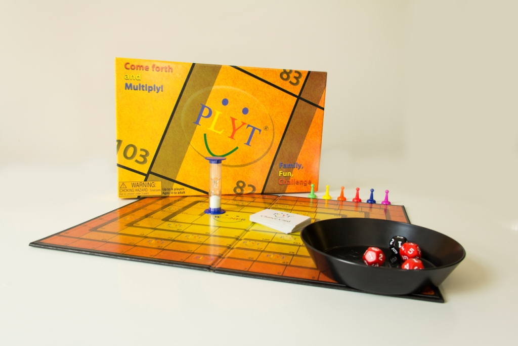 PLYT Board Game for all ages & abilities
