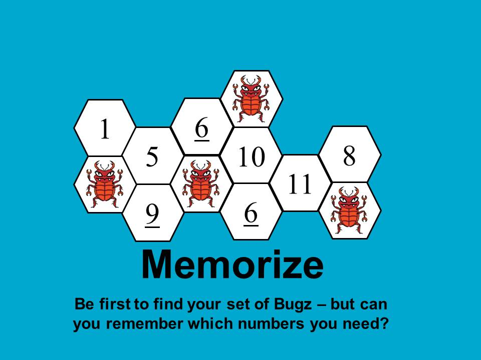 PLYT Whotchilli Memorize Game