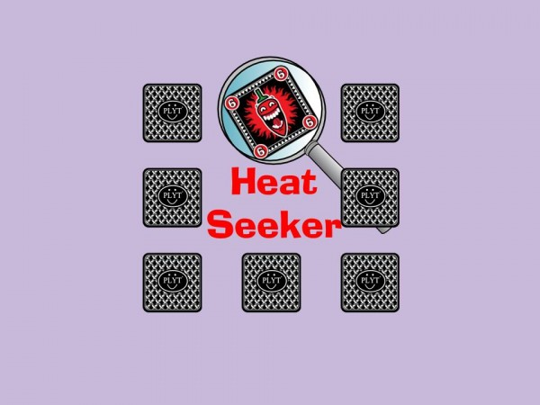 PLYT Whotchilli Heat Seeker Game