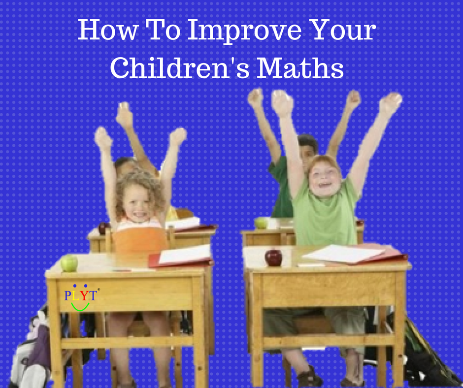 How PLYT can help improve your children's maths