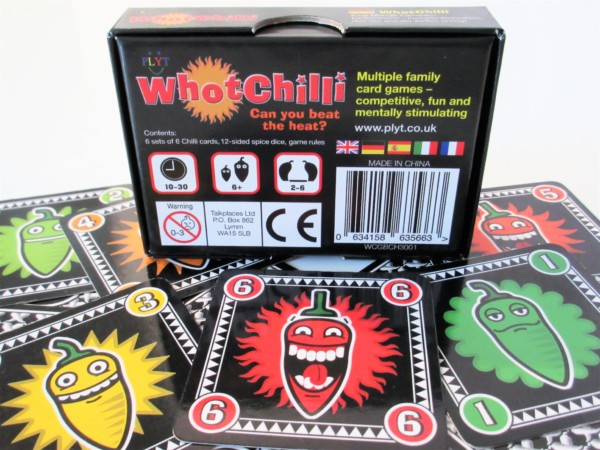 PLYT Whotchilli family card games