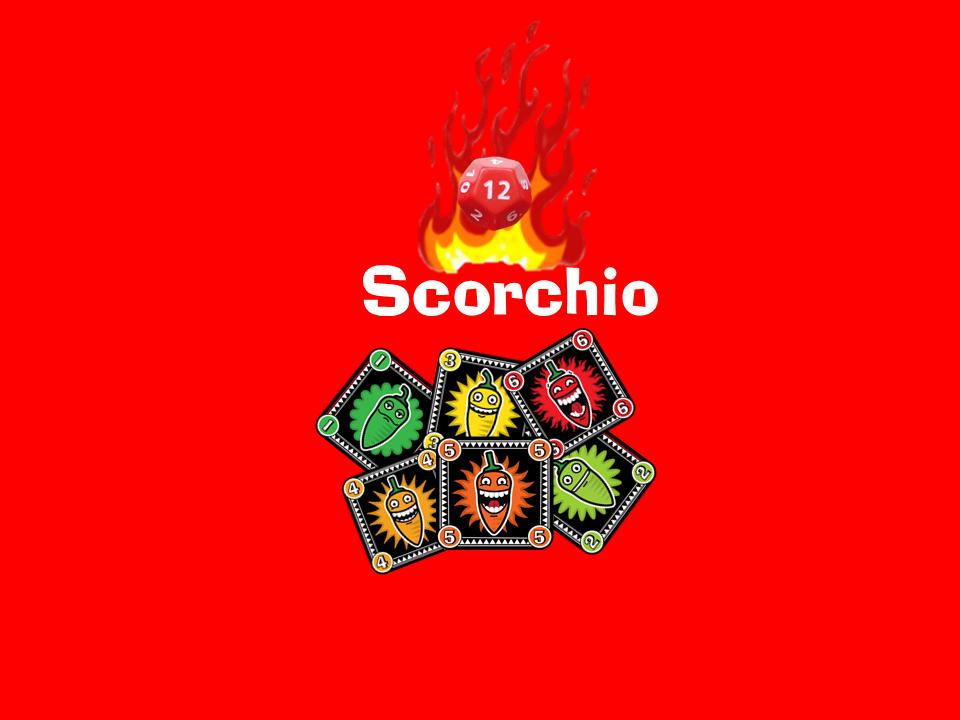 PLYT Whotchilli Scorchio Game
