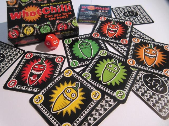PLYT Whotchilli Card Games
