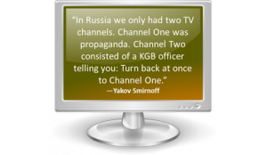 Read more about the article Would you Buy a TV with Only One Choice of Channel?