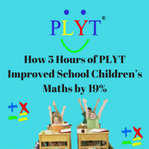 How 5 Hours of PLYT Improved School Children's Maths by 19%