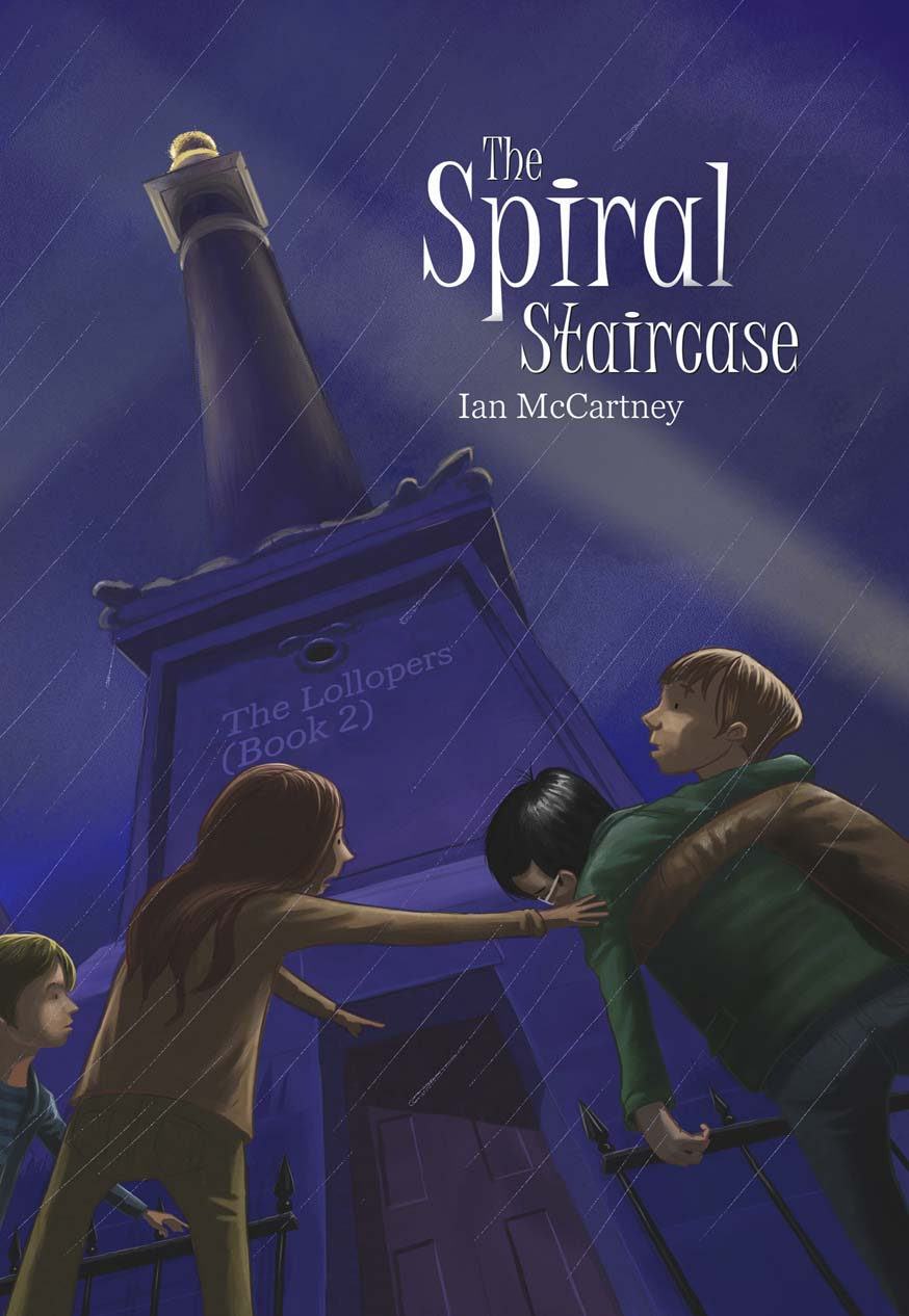 The Spiral Staircase Ian McCartney